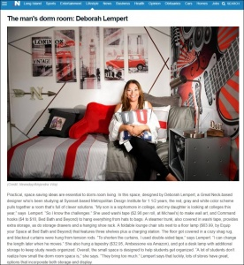 Newsday Article from Deborah Lempert Interiors